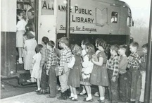 Bookmobiles / Photos of bookmobiles; old, new, and unusual.