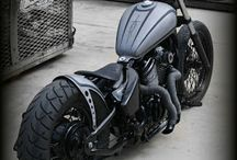 Bobber / With special love to pure bobber style!