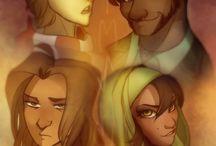 Magnus and Gods of Asgard<3