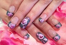 one stroke nails!!!