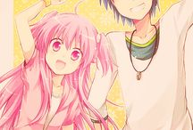 Anime couple :3