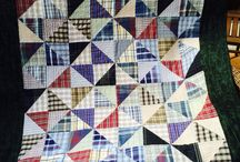 plaid quilts
