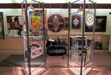 Art Fair Display Racks