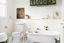 Bathroom Ideas / by Sheila Snow - Musteen