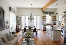 Farmhouse Design / Inspired by Fixer Upper