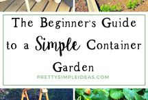 Gardening: Grow What You Eat / Tips and tricks for gardening. Grow fresh herbs, vegetables and fruit in your own home.