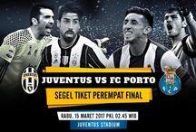 Prediksi Juventus vs FC Porto