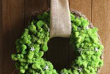 wieńce/wreaths