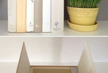 Shelve decor