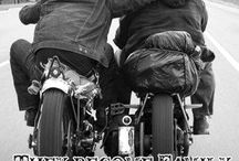 bikers / by A W