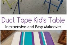 Kiddo DIY Projects with Style