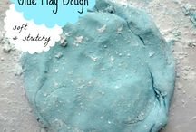Playdough! / by Mallory Valade