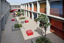 School Public space