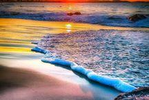 Matahari terbenam