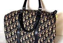 Moda y complementos / Bolso Christian Dior