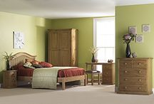 Greens / The Greens collection of colours from Pride & Joy luxury paint