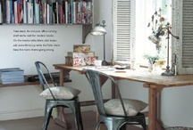 Studio spaces and decor / Studio space and decor. Decor for a photography or work space studio.