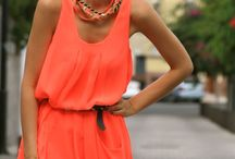 Spring & Summer style / by Nicole Sells