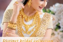 Bridal Jewellery Trends / Chungath Jewellery presents latest wedding jewellery collections with variety designs