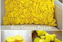 DIY Pillows!!!! / Pillows addict