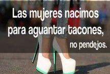 Cabronas / Mujeres cabronas como yo :)