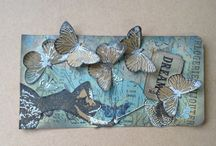 Tim Holtz Style Tags