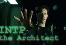 INTP's [Famous ones] / L'analyste système.