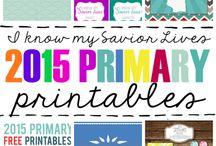Lds Primary - 2015