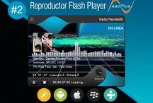 Reproductor Flash Player AACPlus #2 / Reproductor Flash Player AACPlus #2 gratis solo Clientes de SurDataCenter®, soporta todos los navegadores web. www.surdatanet.net - www.moqueguahost.com - www.surdatacenter.com