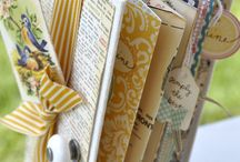 scrapbooking and paper crafting  ideas / by Jody Marek
