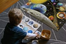 Space Worksheets and Activities / Want to become an astronaut? Wonderful resources to learn about space and planets.
