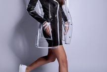 RAIN DEAR / Transparent rain coats/jackets  www.raindearsa.com