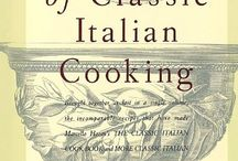 """My Favorite """"Classics"""" / My absolute favorite """"Classic Cookbooks""""  Great reference, great stories, and of course, great recipes."""