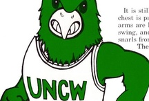 Retro UNCW / by UNCW Bookstore