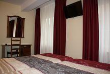 Habitaciones standard del Hotel Naranjo de Bulnes / Habitaciones standard del Hotel Naranjo de Bulnes