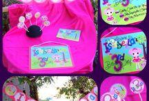 Lala Loopsy theme birthday party