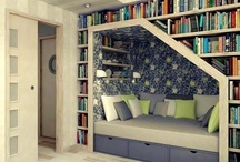 Book areas / by Colleen Stuart