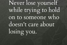 Thats life...