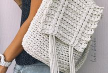 πλεκτές τσάντες