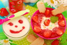 comida para niños / by Monica marquez