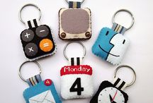 Crafty keyrings / by Sofia Morgado