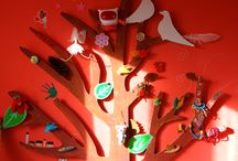 Tree of life / just a tree for children Changing.