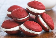 Pies and Whoopie Pies / by Bethany Venus-Cox