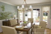 Living & Dining / by Talianko Design Group, LLC