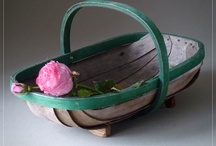 Old Baskets & Trugs
