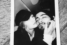 ZIGI♥ / Love birds❤❤ i love them!!...cutest couple everr..❤❤ ♡♡