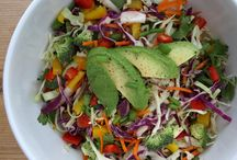 Food Wise Musings - Life in the Raw / Live foods.  These recipes might contain a cooked ingredient, but are predominantly raw / by Sandra Ann