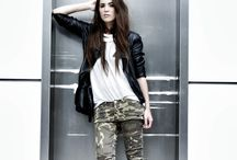 Army pants outfit / Only outfits with army pants... for my inspiration :)