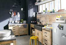 My future kitchen / by Diana Steinway