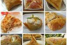 Hamur Şekilleri / Dough Forms